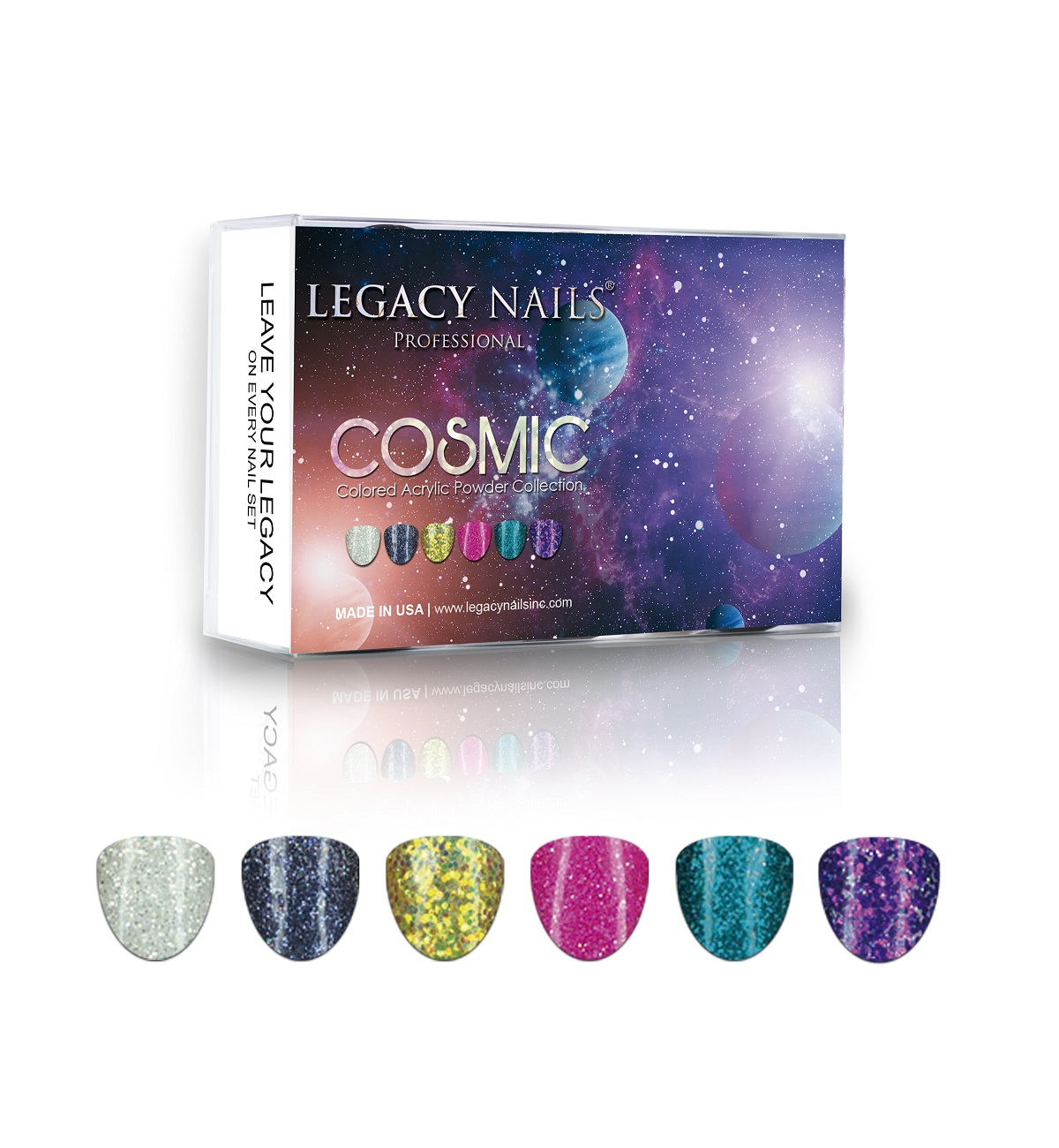 Legacy Nails Products